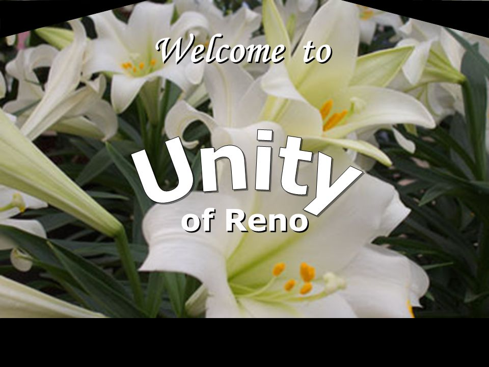 LoV Welcome to of Reno
