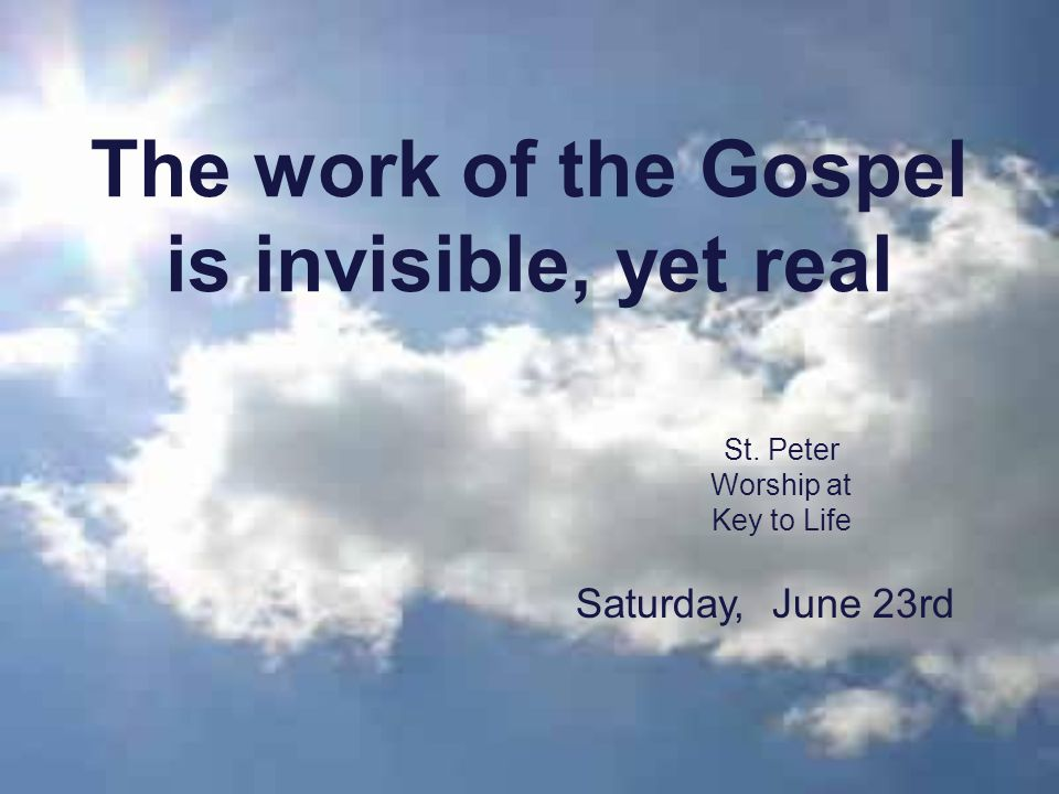 Confession of Sin Pastor: God invites us to come into his presence and worship him with humble and penitent hearts.