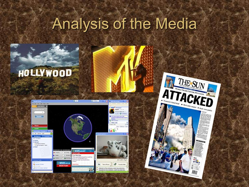 Analysis of the Media
