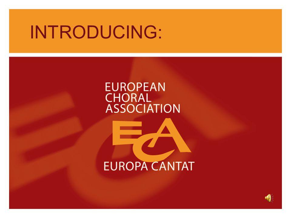 We have therefore decided to create an association called Friends of Choral Music in Europe (in German: Förderverein Freunde der europäischen Chormusik ).