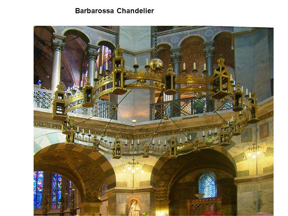 Barbarossa Chandelier