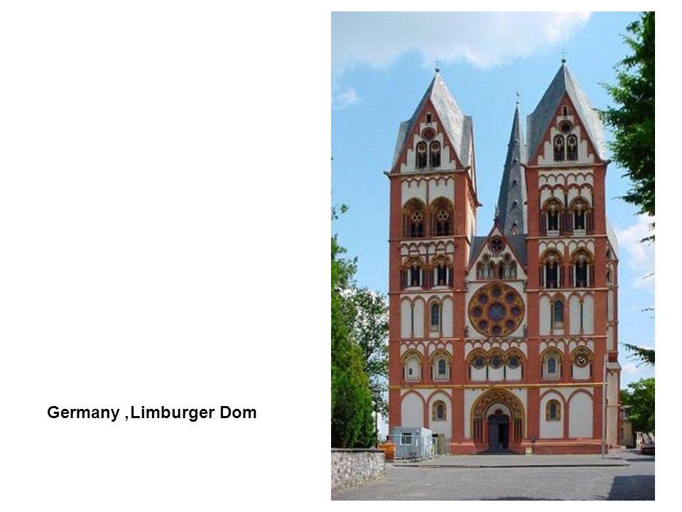 Germany, Limburger Dom