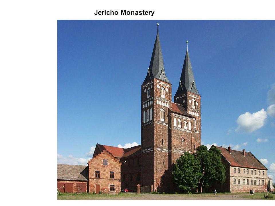 Jericho Monastery