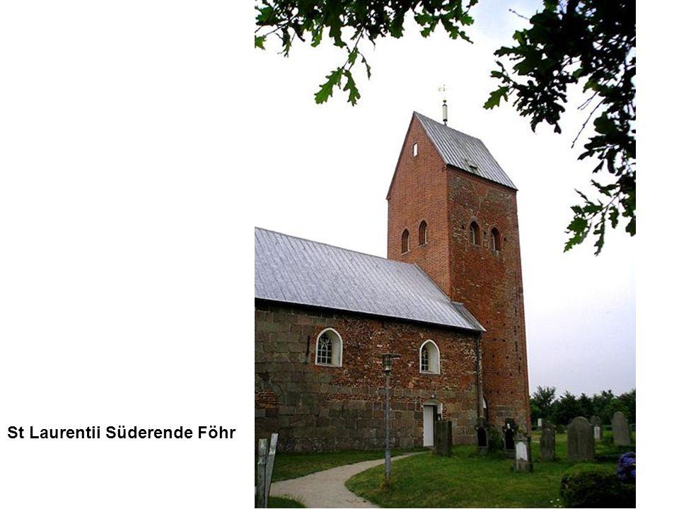 St Laurentii Süderende Föhr