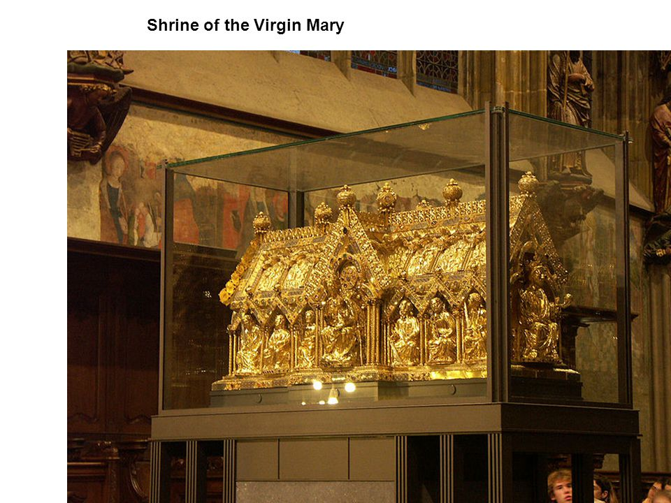 Shrine of the Virgin Mary
