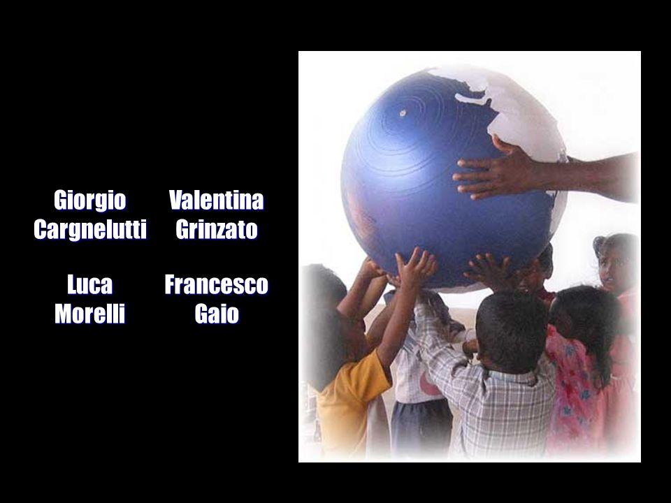 Francesco Gaio Giorgio Cargnelutti Valentina Grinzato Luca Morelli