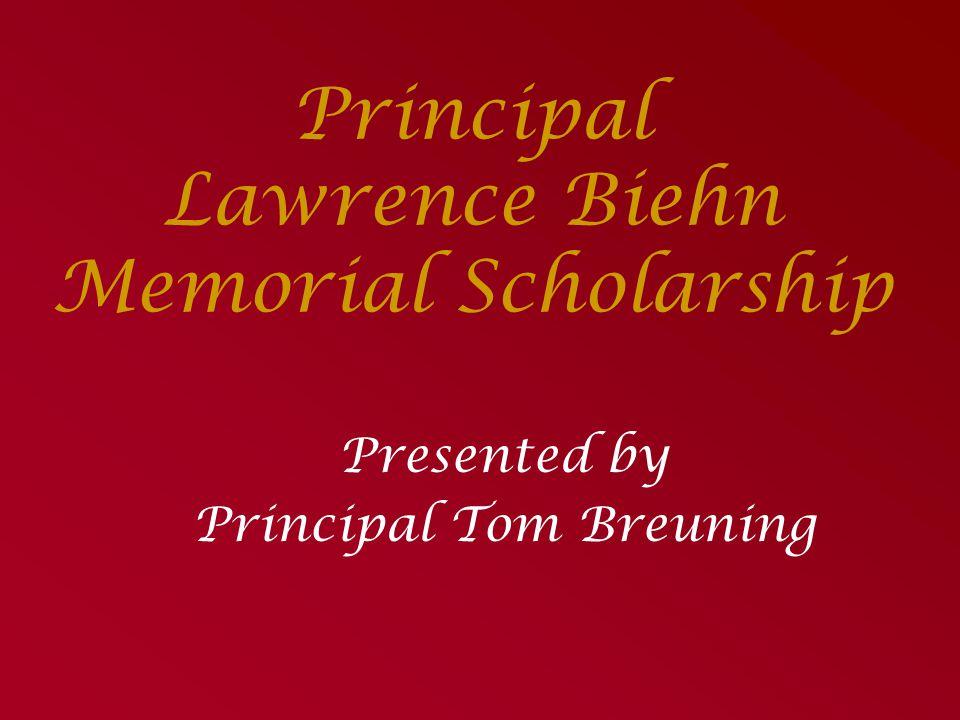The Centennial Education Association Scholarship Award goes to… Josh DeWitt Lauren Gannon Kelly Jachymowski Megan Kienholz