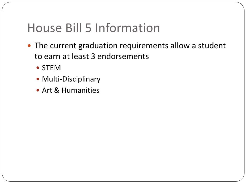 Graduation Requirements 26 credits required for graduation  What is a credit.