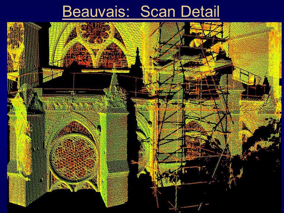 Beauvais: Scan Detail