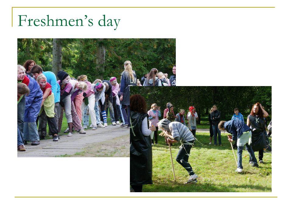 Freshmen's day