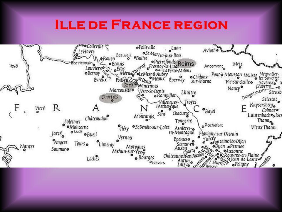 Ille de France region