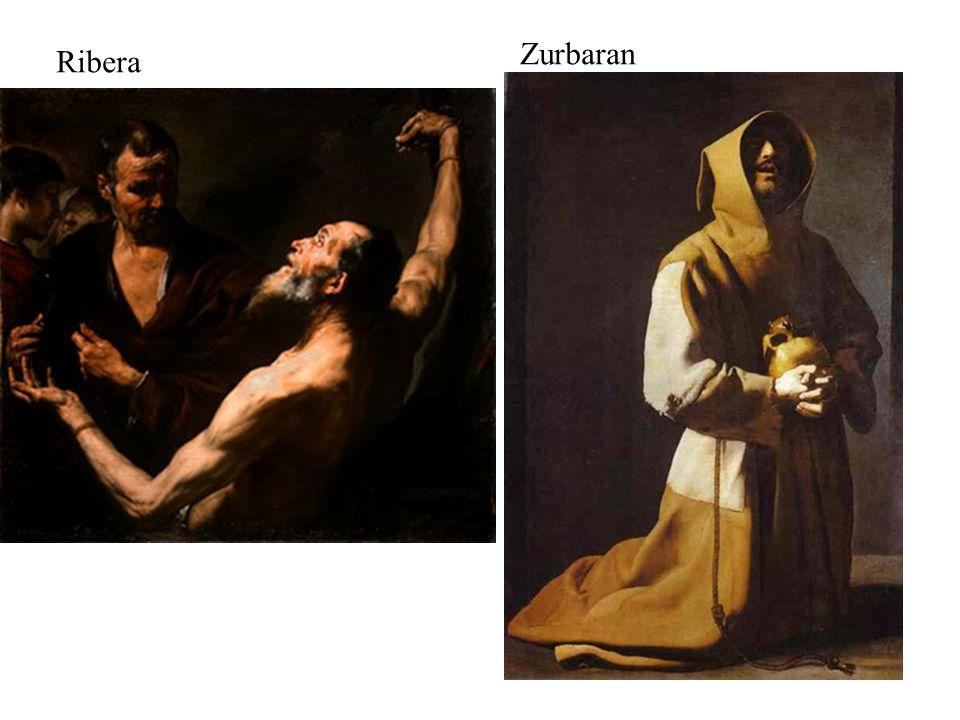 Ribera Zurbaran