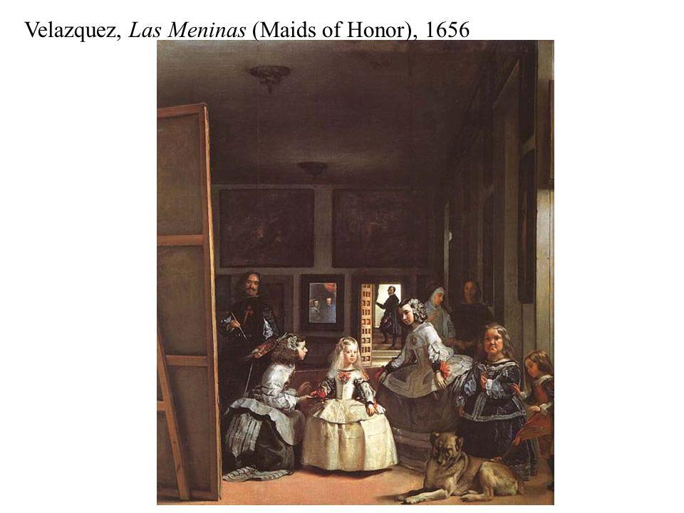 Velazquez, Las Meninas (Maids of Honor), 1656
