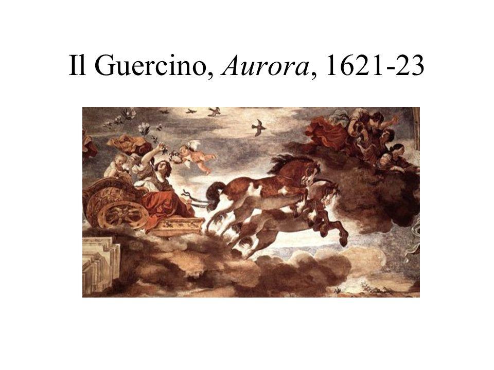 Il Guercino, Aurora, 1621-23