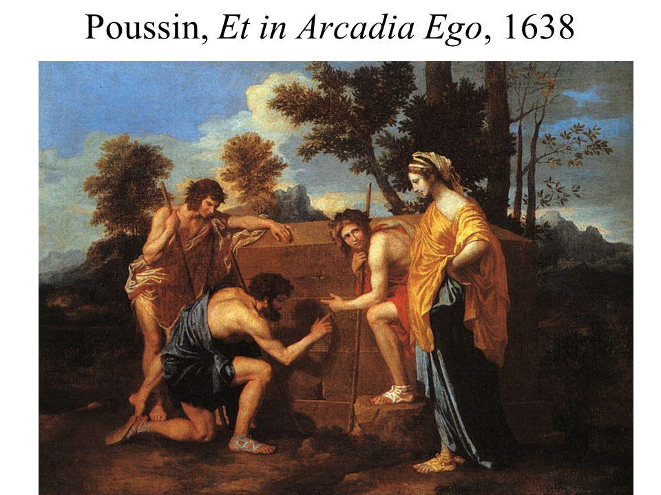 Poussin, Et in Arcadia Ego, 1638