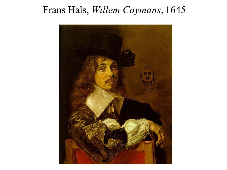 Frans Hals, Willem Coymans, 1645