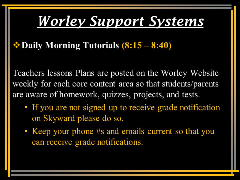 Key Components for Academic Success AttendancePlanner Supplies Tutorials