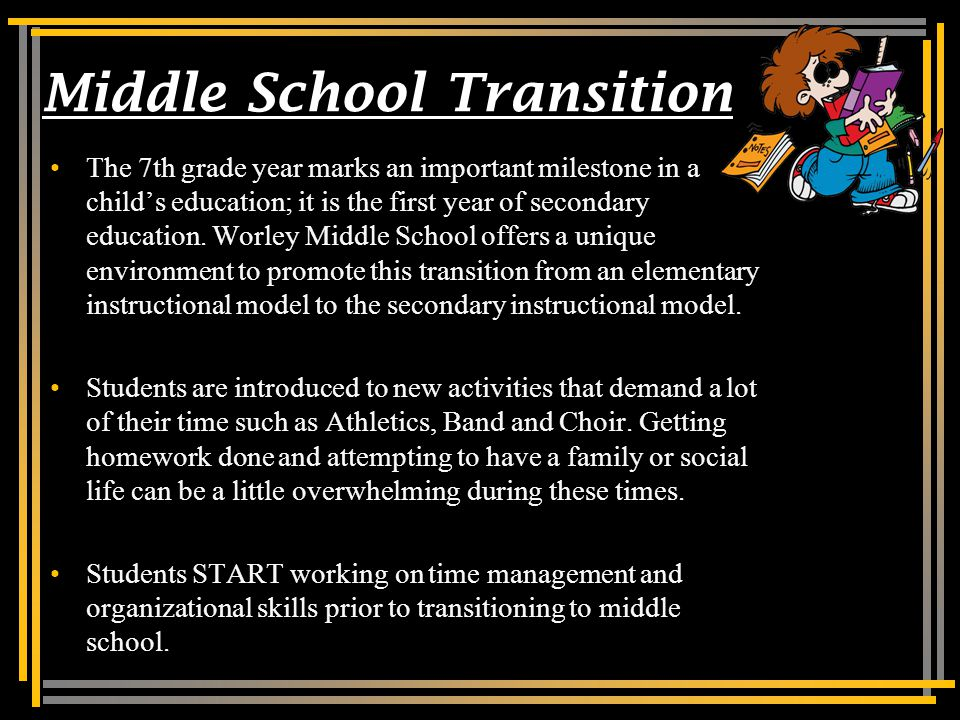 Worley Administration 7th Gr. Asst. Principal Ms.
