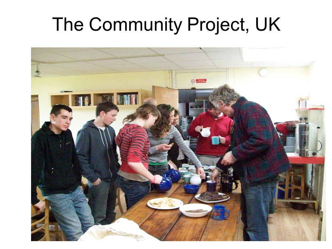 The Community Project, UK
