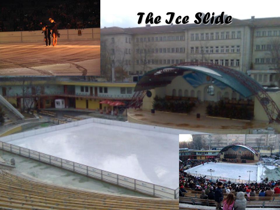 The Ice Slide