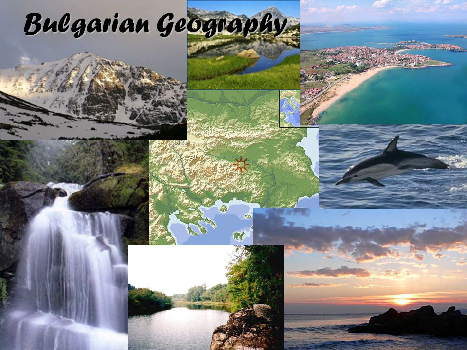 Bulgarian Geography