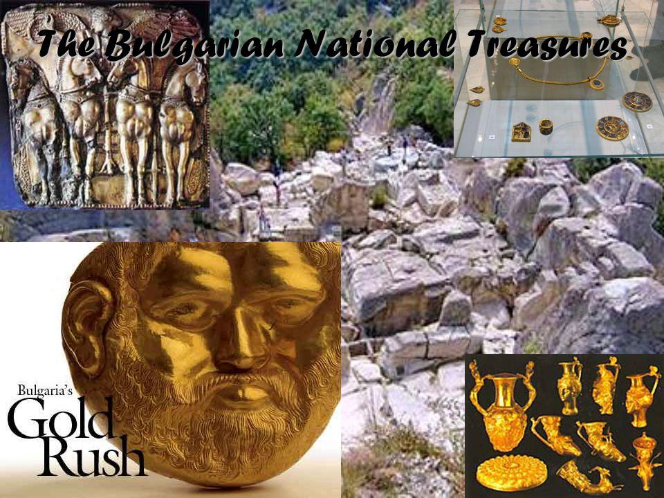 The Bulgarian National Treasures