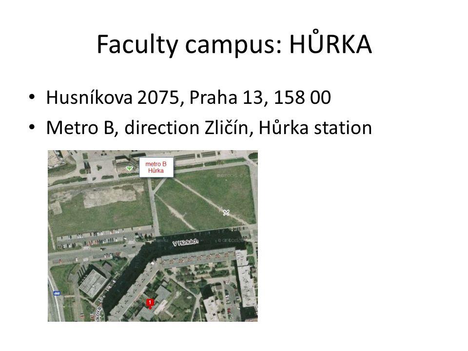 Faculty campus: CERGE-EI CERGE-EI is located at Politických Vězňů 7 in the center of historic Prague (Prague 1), one block from Wenceslas Square (Václavské náměstí).