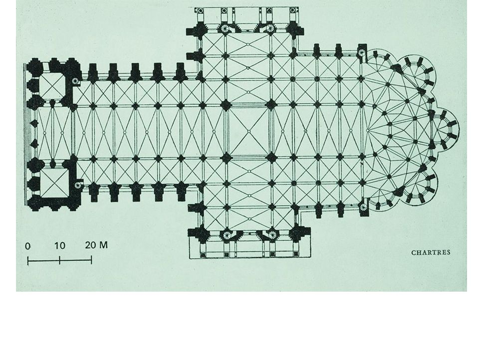 Sketchbook of Villard de Honnecourt, master builders worked from templates, they would keep records in their sketchbook.