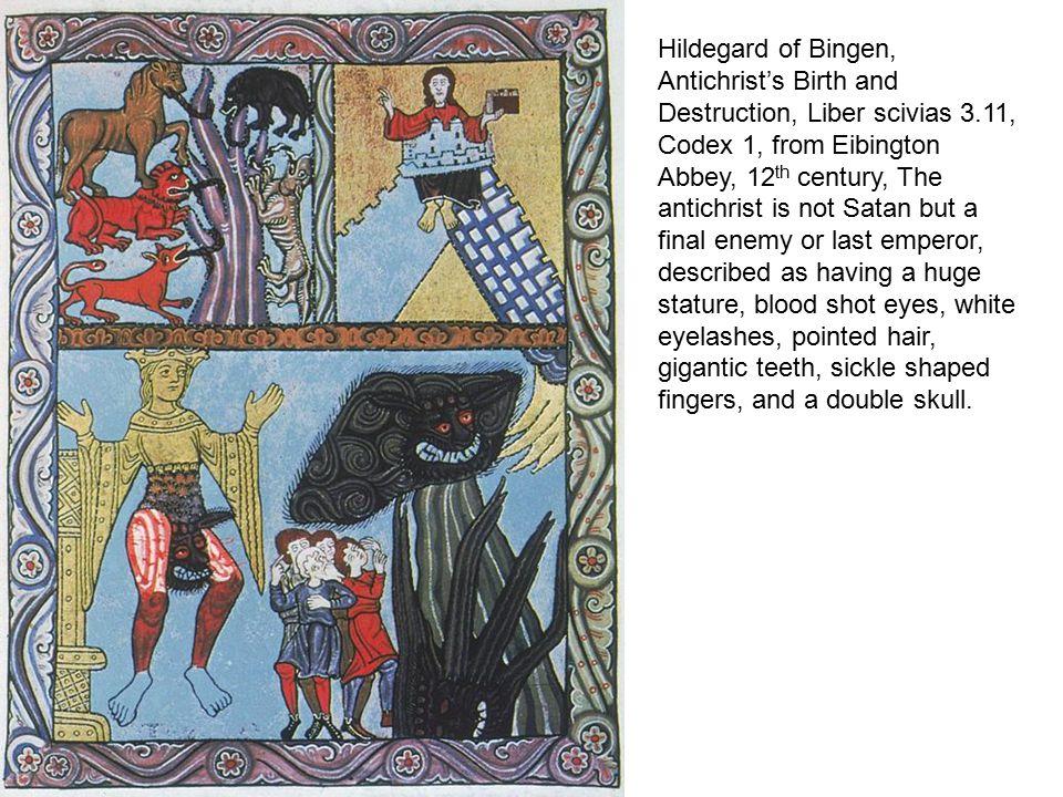 Golden Haggadah, The Plagues of Egypt, c.
