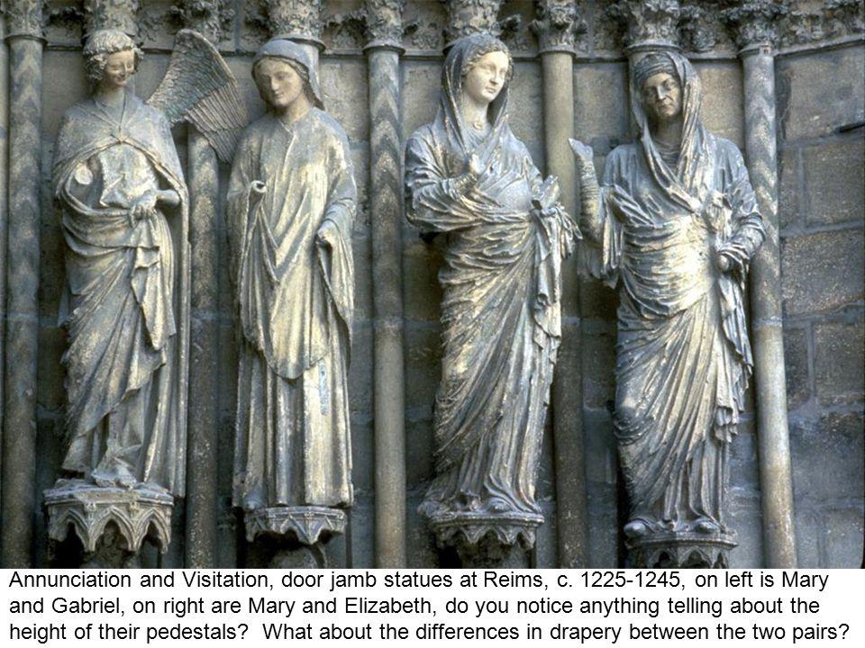 1.Notre Dame 2. Chartres 3. Reims 4.