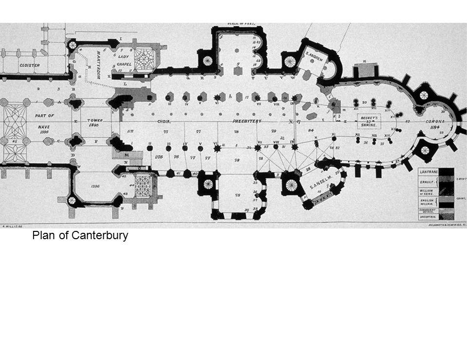 Corona Chapel, Canterbury Cathedral