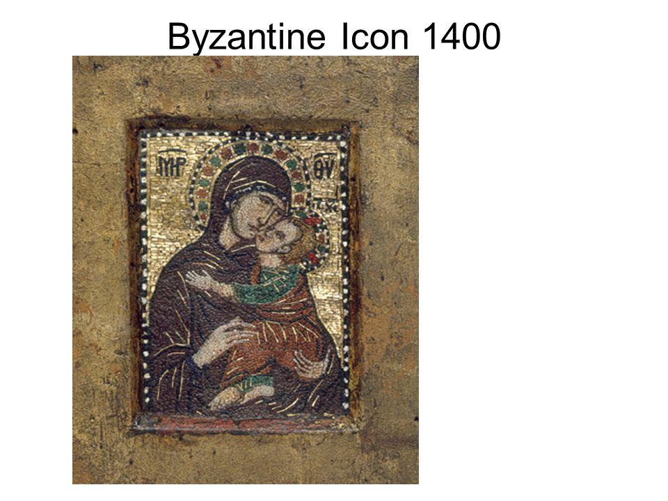 Byzantine Icon 1400