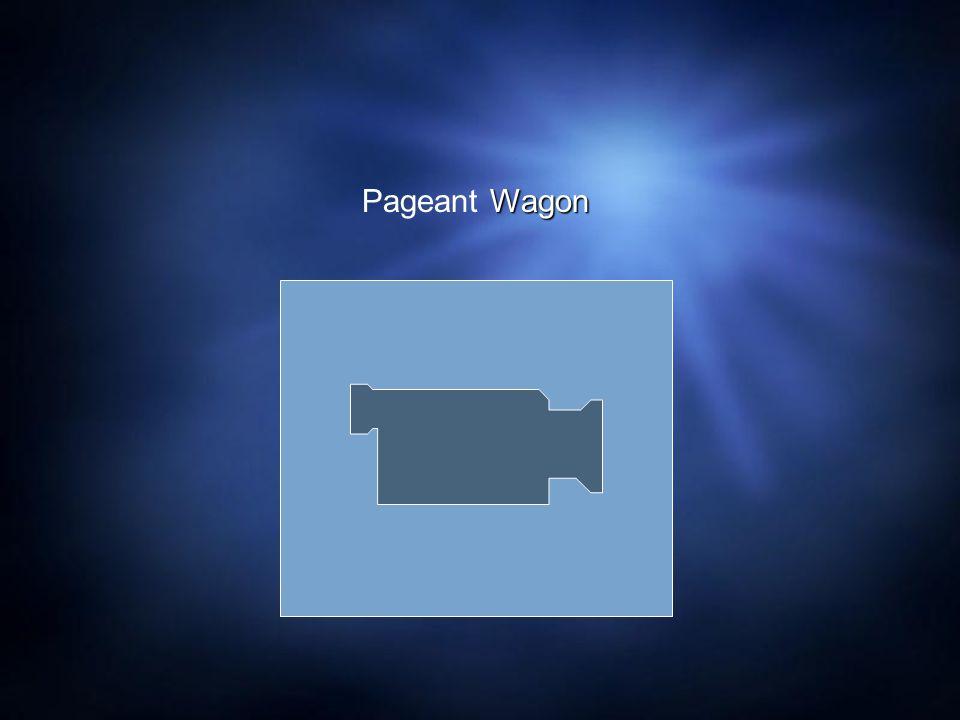 Wagon Pageant Wagon