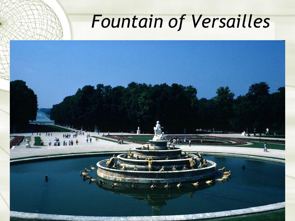 Fountain of Versailles