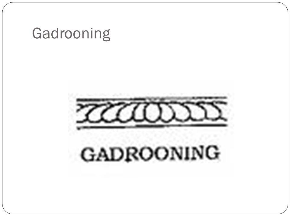 Gadrooning