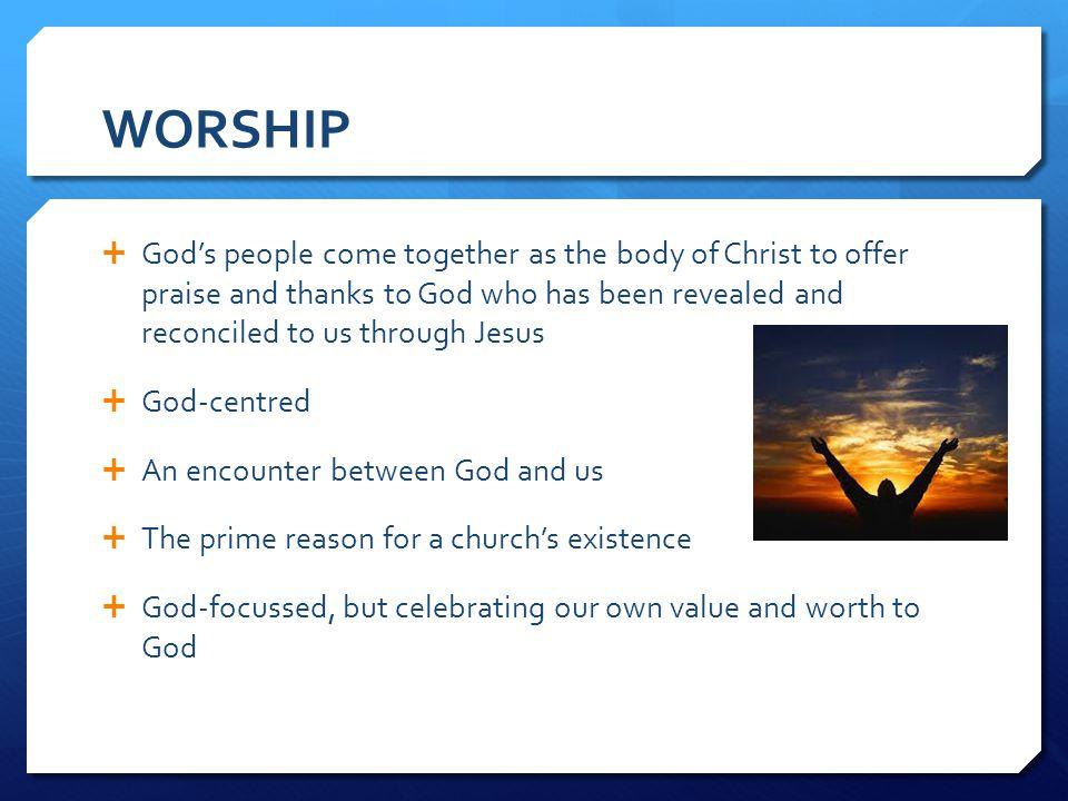 LITURGY  The set form of public worship used in churches (Greek: leitos [public] and ergon [work]) i.e.