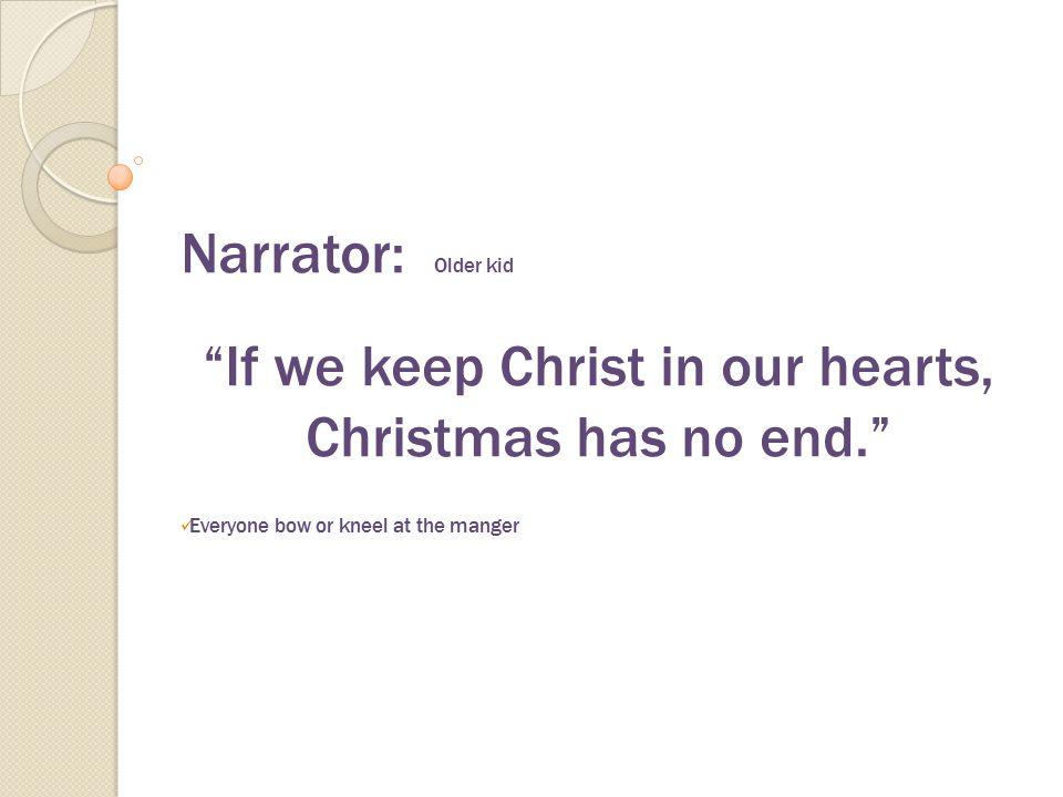 FUMC Kingdom School Christmas Program December 14, 2014