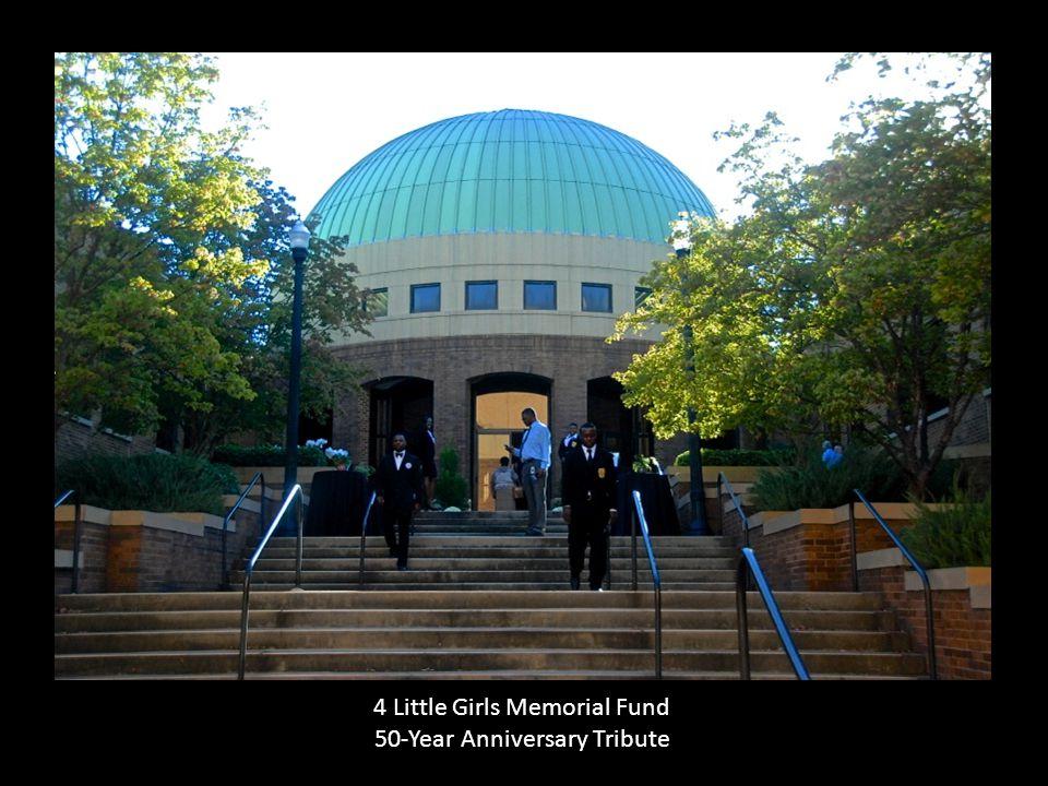4 Little Girls Memorial Fund 50-Year Anniversary Tribute