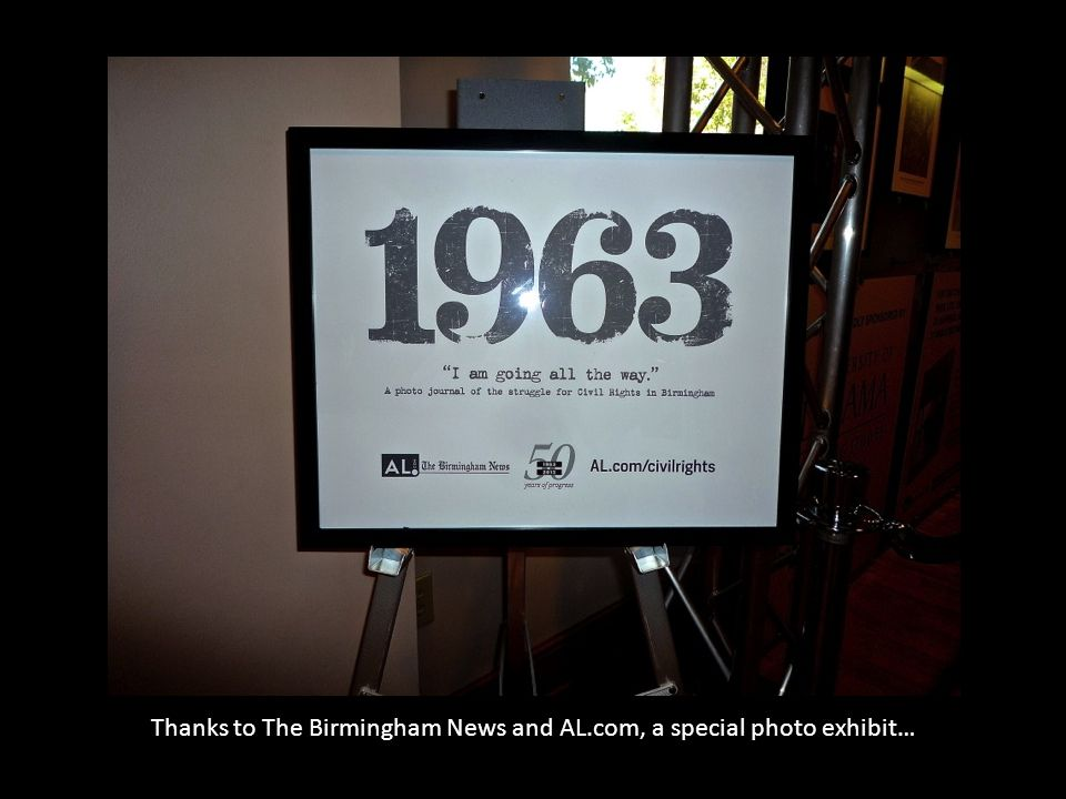 Thanks to The Birmingham News and AL.com, a special photo exhibit…