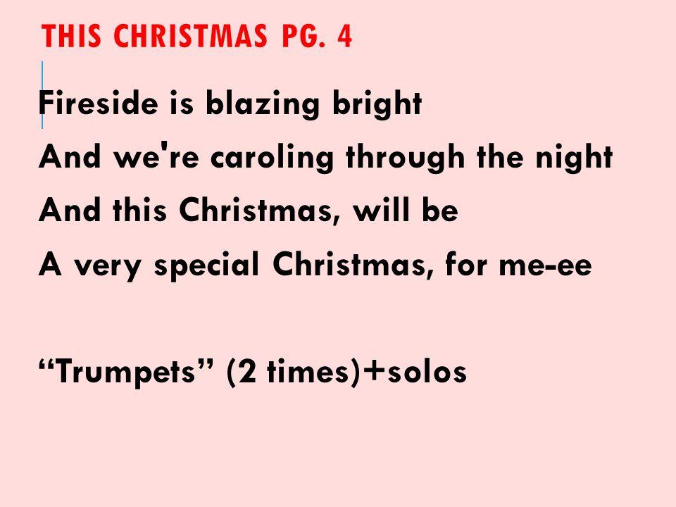 THIS CHRISTMAS PG.
