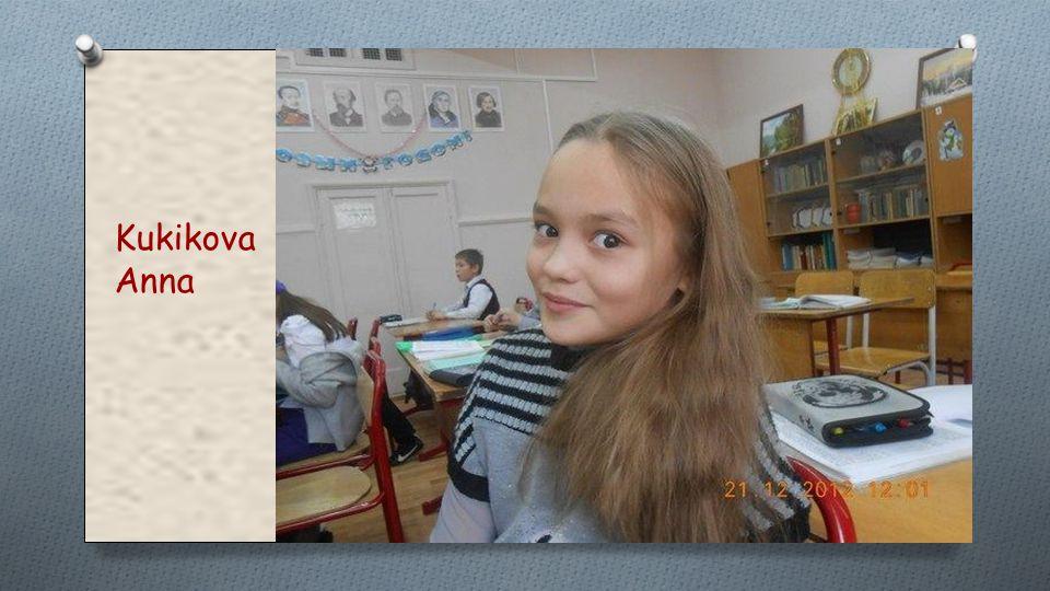 Kukikova Anna