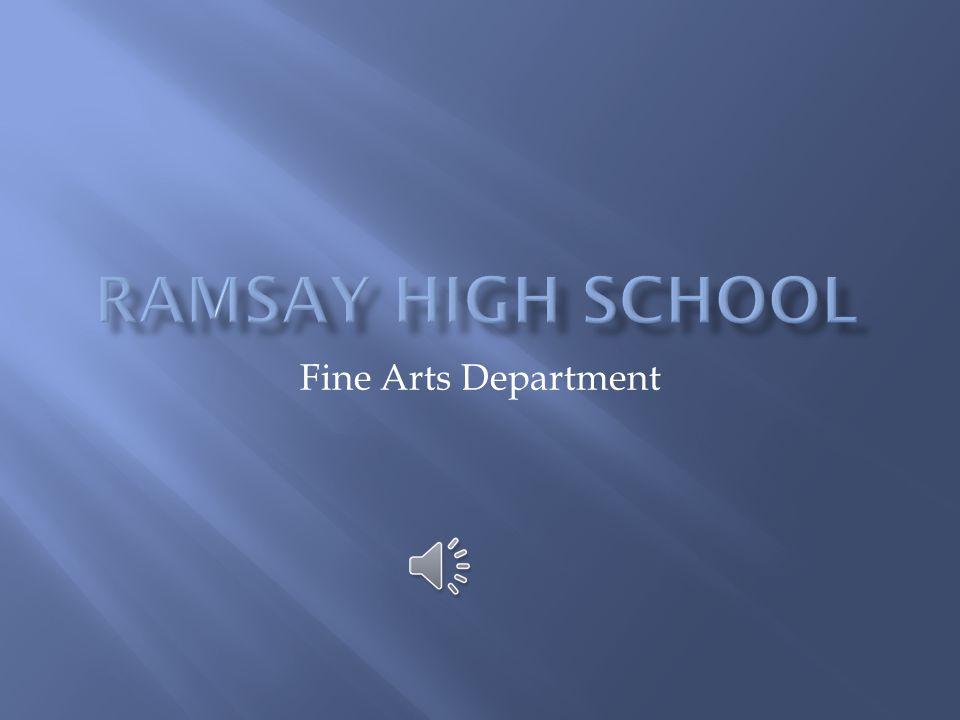 Fine Arts Department