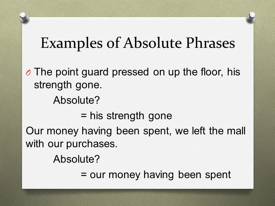 Let's Review.O Prepositional phrases function as what.