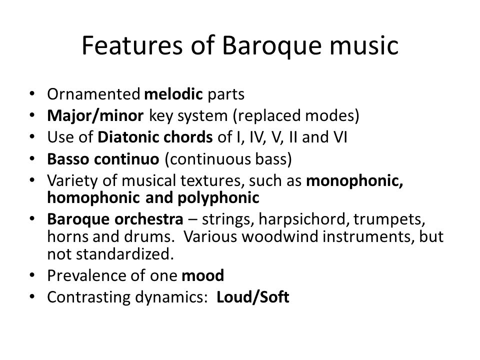 Styles of music found in an Oratorio Recitative – sung by a solo singer - the basic idea is to get the words of the narration over with a minimum use of music.
