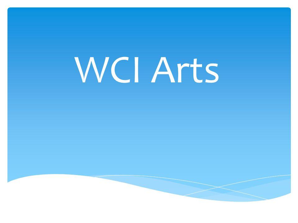 WCI Arts