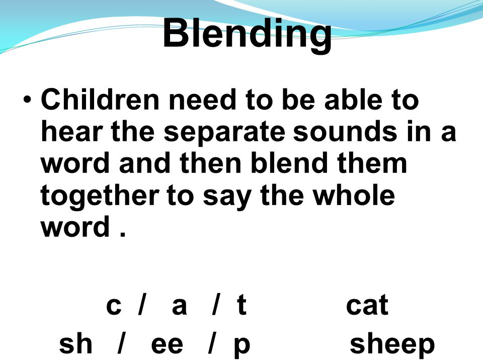 Phase 4 Blending and segmenting adjacent consonants for reading and writing 2 syllable words: lunchbox, desktop etc.