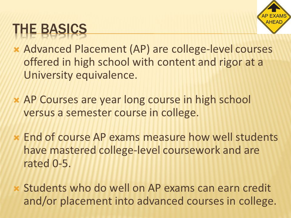  College Board currently offers more than 30 AP exams across multiple subject areas - $91 per exam.