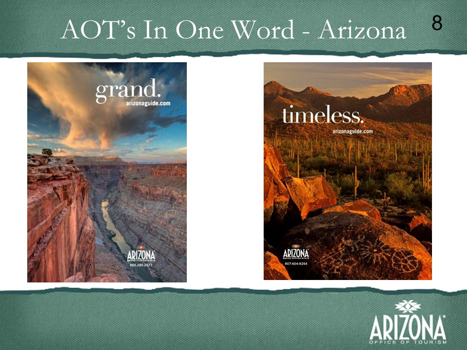 AOT's In One Word - Arizona 8