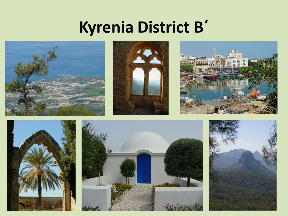 Kyrenia District Β΄