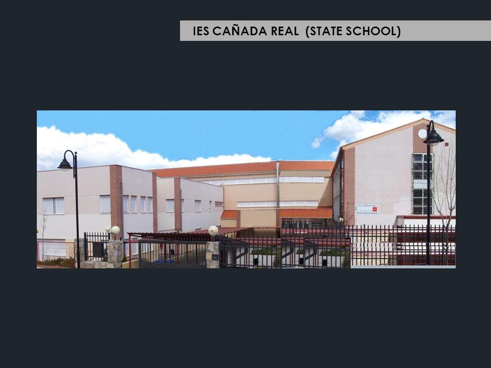 IES CAÑADA REAL (STATE SCHOOL)